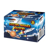 SATURN MISSILE BATTERY - 50